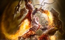 wallpaper god of war chains of olympus 04 1920x1200