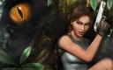 wallpaper lara croft tomb raider anniversary 04 1920x1200