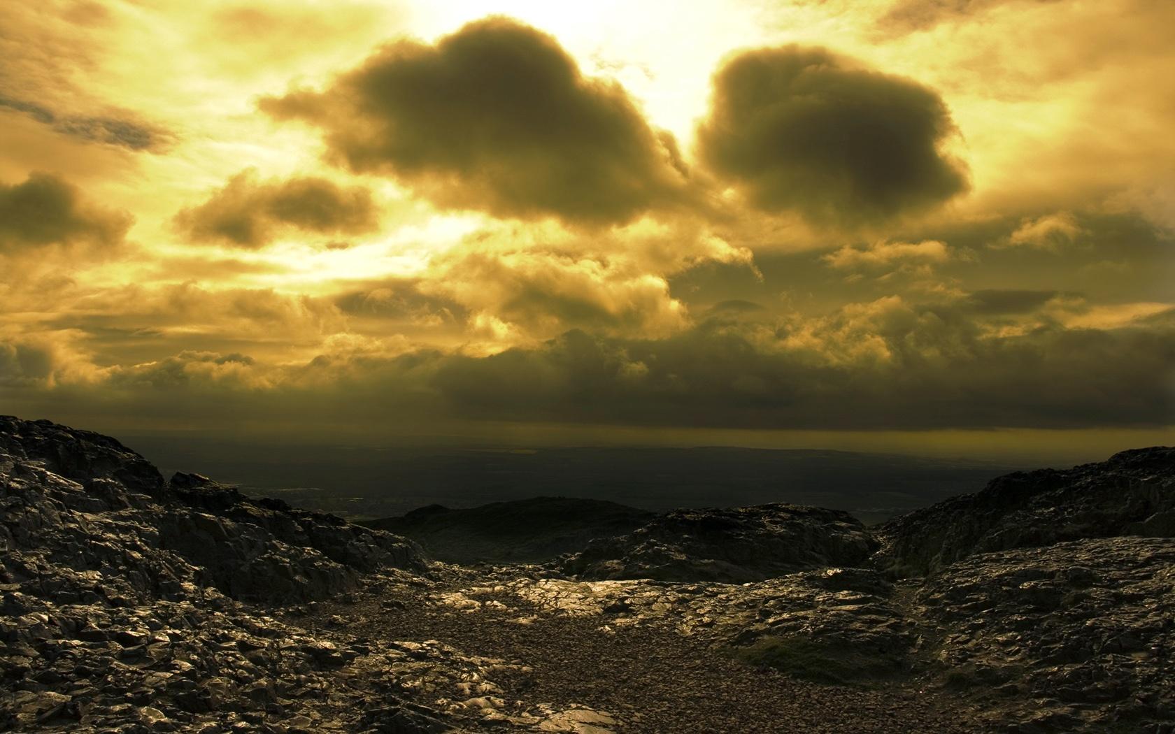 pin paysages montagne fond - photo #16