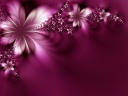 Abstract-Wallpapers-pink flowers