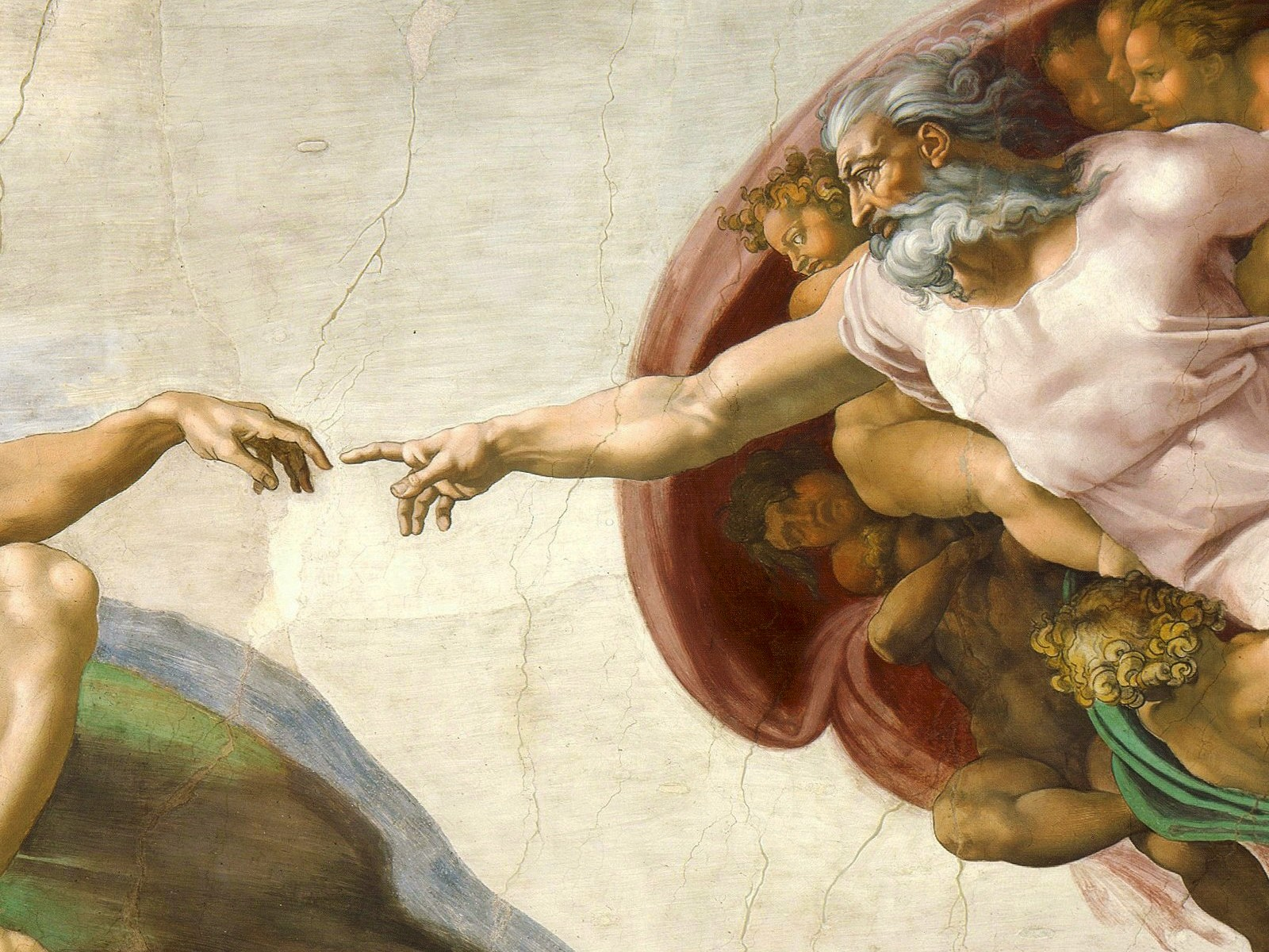 michelangelo - Creation of Adam - 1510.jpg