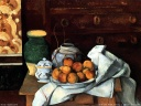 Cezanne - Still Life with Chest - 1882