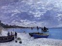 Monet - Sainte-Adresse 1867