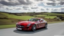 mercedes benz sls amg-wallpaper-1600x900