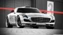 kicherer mercedes benz sls amg-wallpaper-1600x900