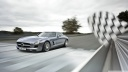 mercedes benz sls amg supercar-wallpaper-1600x900