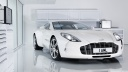 white aston martin one 77-wallpaper-1600x900