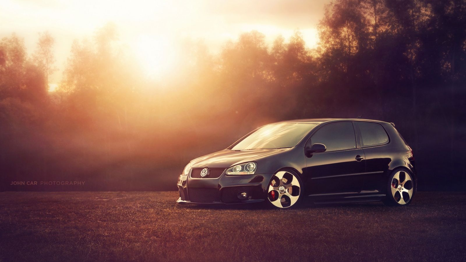 volkswagen golf gti mkv wallpaper 1600x900 10 000 fonds