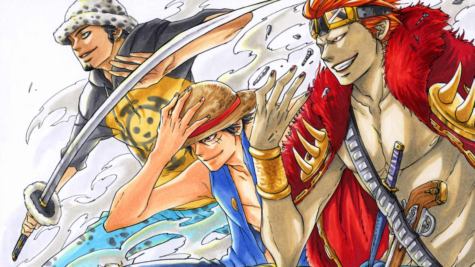 One Piece fond ecran (29) - 10 000 Fonds d'écran HD gratuits et de qualité ! Wallpapers HD