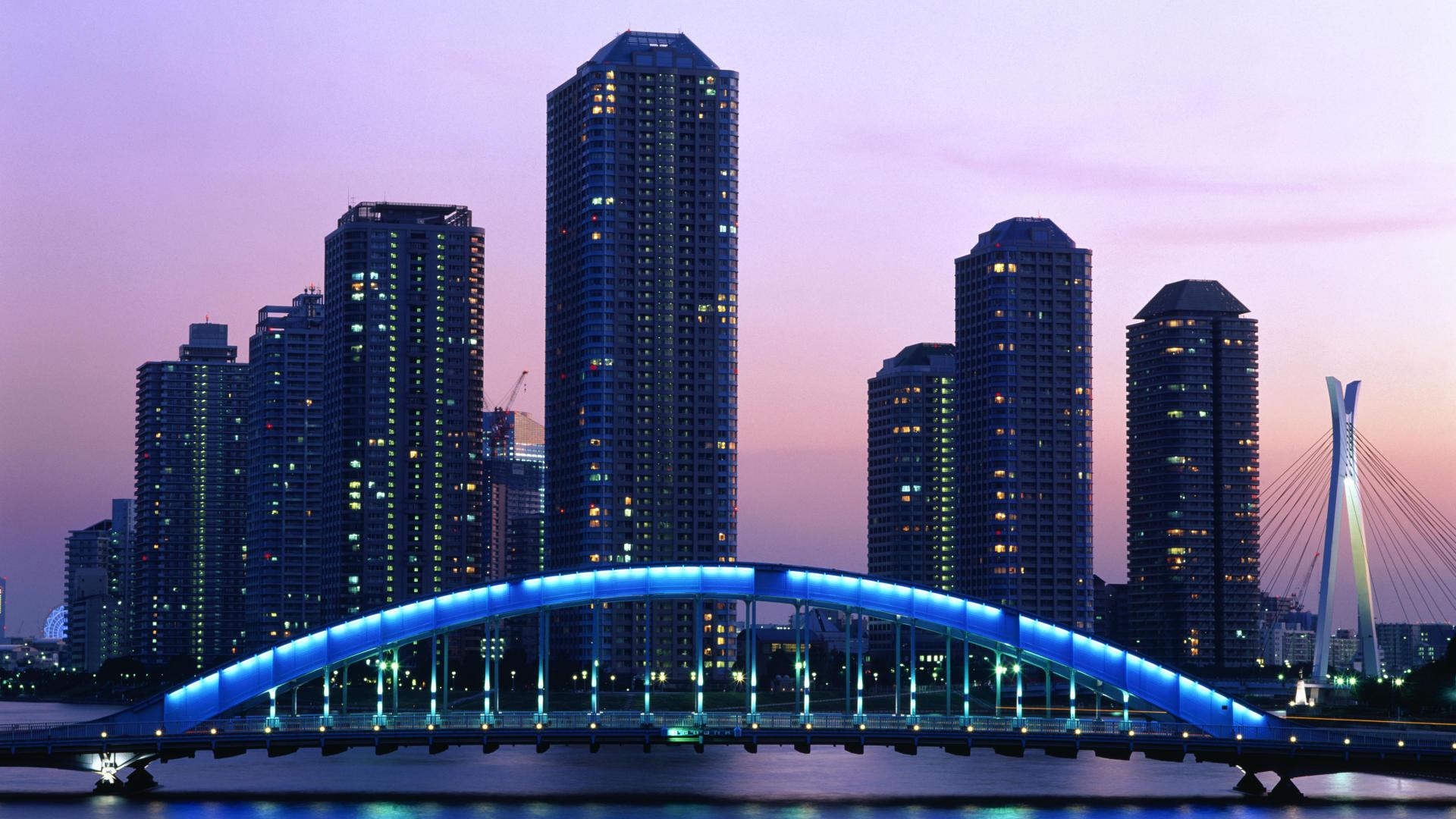 Япония с востока на запад весенние каникулы!