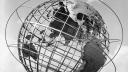 Unisphere, 1964 Worlds Fair, Flushing, New York