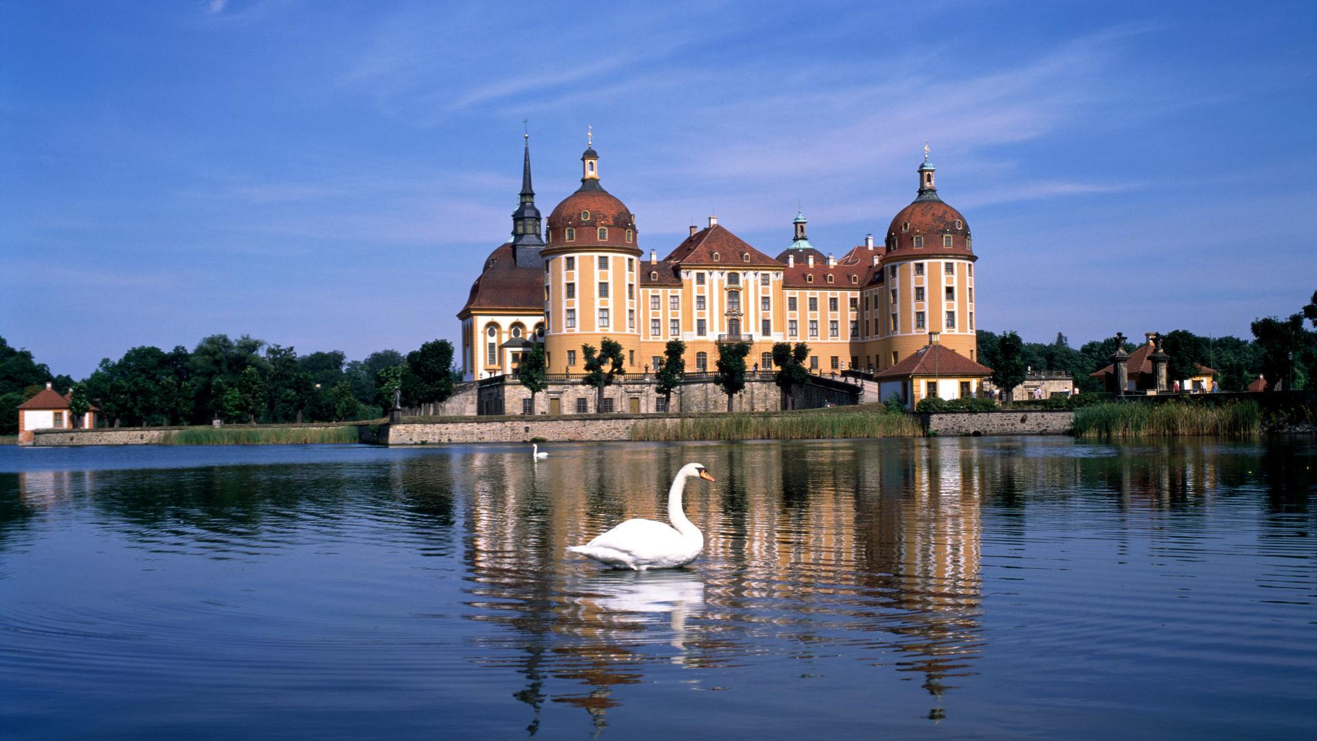 Chateau de moritzburg pr s de dresden allemagne 10 000 for Disegni di casa chateau francese
