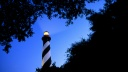 St. Augustine Lighthouse at Twilight, Florida