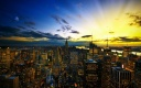 Sunset NYC Wallpaper HD