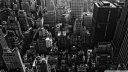 new york city black and white-wallpaper-1920x1080