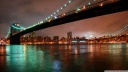 brooklyn bridge new york at night-wallpaper-1920x1080