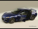 2009 mazda rX-8+front three quarter view-Wallpaper-HD