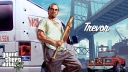 GTA V - Trevor with van 1920x1080