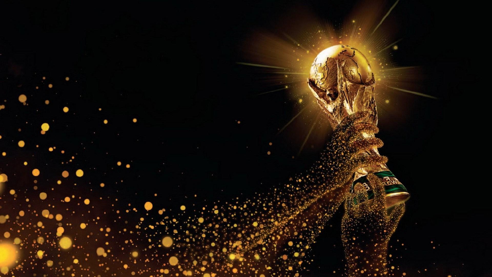 Coupe du monde trophe fond ecran 10 000 fonds d 39 cran hd for Fond ecran foot